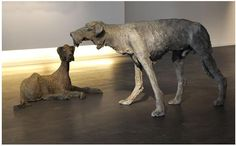 Dirk de Keyzer: Sculpture