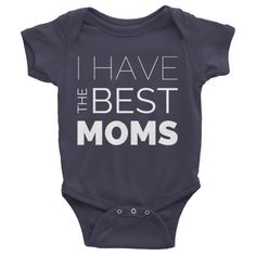 This short-sleeve baby onesie is soft, comfortable, and made of 100% cotton. It's designed to fit infants of all sizes, with a rib knit to give good stretch and a neckband for easy on-and-off. • 100%