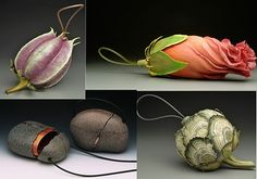 a perfect pile of purses all inspired by nature by kathleen dustin