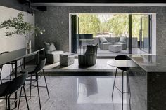 Gallery of Polished Concrete: How It Is Made and What to Consider When Using It in Your Projects  - 16