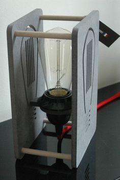 Ido: Lámpara de sobremesa con dimmer