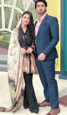Sarah Khan and agha ali Pakistani Dramas, Pakistani Actress, Cute Muslim Couples, Cute Couples, Perfect Couple, Beautiful Couple, Cute Actors, Cute Beauty, Girls Dp
