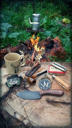 Bushcraft Skills – How To Survive In The Wilderness - Fher Nando - . - rickie french 363 - Bushcraft Skills – How To Survive In The Wilderness - Fher Nando - . Bushcraft Skills – How To Survive In The Wilderness - Fher Nando - - Survival Food, Camping Survival, Camping And Hiking, Camping Life, Outdoor Survival, Survival Tips, Survival Skills, Camping Gear, Outdoor Camping
