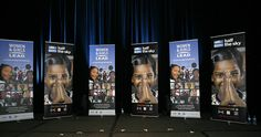 Half the Sky: Turning Oppression into Opportunity for Women Worldwide posters at @PBS Annual Meeting