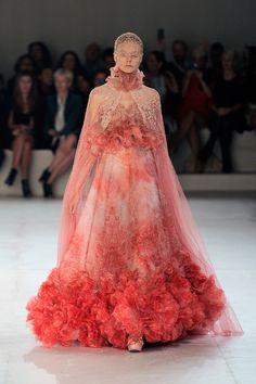 アレキサンダー・マックイーン(Alexander McQueen)2012年春夏コレクション Gallery24 - ファッションプレス