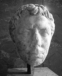 Juba II, Mauretania. The son in law (posthumously) of Cleopatra