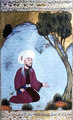 Iranian Art, Ottoman Empire, Illuminated Manuscript, Culture, Painting, Character Portraits, Painting Art, Paintings, Painted Canvas