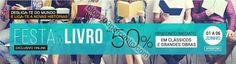 Até 50% desconto FNAC Festa do livro de 1 a 6 junho - http://parapoupar.com/ate-50-desconto-fnac-festa-do-livro-de-1-a-6-junho/