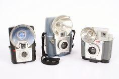 Vintage Kodak Brownie Flash Cameras