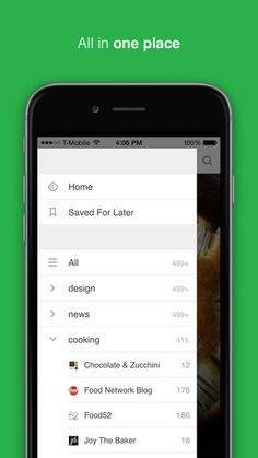 #iOS App Feedly Reader Got #iPhone6 Support Along With Some Great Updates #AppUpdates
