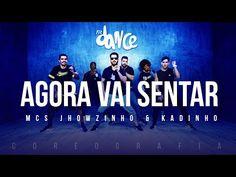 Veja: Agora Vai Sentar - MCs Jhowzinho & Kadiho | FitDance TV (Coreografia) Dance Video.