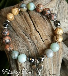Amazonite: Chakras - Heart Chakra & Throat Chakra Zodiac - Aries, Leo, Scorpio & Virgo Planet - Uranus Element - Earth & Water Amazonite Uses and Purposes: Amazonite assists in communicating one's true thoughts and feelings without over-emotionalism. It also enables one to see a problem