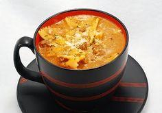 another lasagna soup recipe