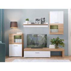 Obývací stěna Elpola Floating Shelves, Modern, Furniture, Home Decor, Trendy Tree, Decoration Home, Room Decor, Wall Shelves, Home Furnishings