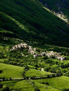 Roccacaramanico (Pescara), Abruzzo, Italy