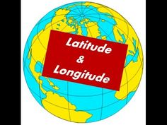 Longitude and Latitude -Definition,meaning -unit for kids
