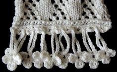 Un Nuevo Borde en Crochet, el # 10