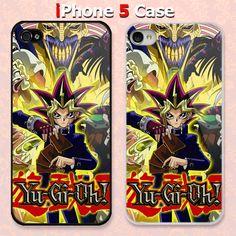 Yu-Gi-Oh 5 Custom iPhone 5 Case Cover