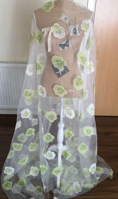 Pure Silk Organza fabric 100 percent Organza silk