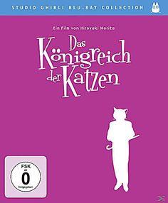 Das Königreich der Katzen Studio Ghibli Collection