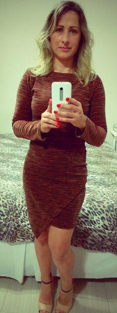Conjunto plush#saia com fenda#Alanis