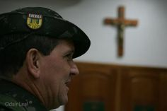 Sob o comando do Cel de Infantaria João Augusto Vargas Ávila, ATUAL COMANDANTE DO CMDO FRON AC / 4º BIS. Foto: Odair Leal