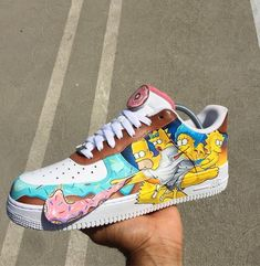 32 Super Ideas For Sneakers Art Design Nike Air Air Max 97, Nike Air Max, Nike Shoes Air Force, Best Sneakers, Custom Sneakers, Custom Shoes, Sneakers Nike, Sneakers Design, Mens Fashion Shoes