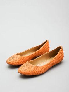 Orange Panther Flats.