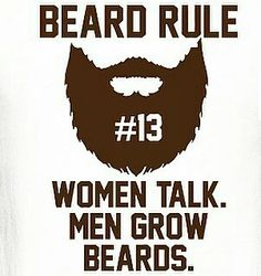 Beardrule #13