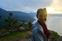 Hannah Adkison in Cambodia