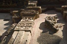 Tempel Kailashnatha in Maharasthtra (Indien)
