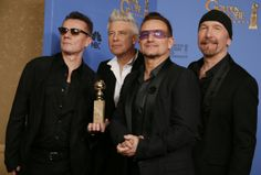Bono and The Edge of U2 Writing Tracks for 'Once' Director John Carney's 'Sing Street' / Read more www.musictimes.com/articles/6702/20140611/bono-edge-u2-writing-tracks-once-director-john-carneys-sing.htm  www.u2france.com/actu/Silence-Bono-et-The-Edge-composent,57855.html  (Photo : REUTERS/Lucy Nicholson) #u2NewsActualitePinterest #PaulHewson #u2 #music #rock #TheEdge #2014