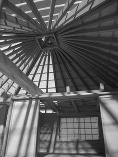 Model : Umbrella House | Kazuo Shinohara | Model by Karlien Froidmont, Loes Hertens, Steven Heynssens, Florence Horrie, Mathilde Jacobs, Astrid Kempeneers (Students of Luca School of arts, Ghent, Belgium)