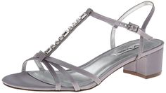 Nina Women's Gaelle-YS Dress Sandal *** For more information, visit now : Block heel sandals