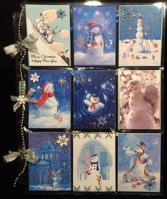 Kianna's Blog: Inhaalslag Pocket Letters deel I. Christmas, Snowmen.