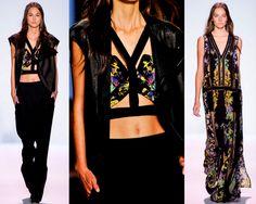 BCBG Max Azria Primavera-Verano 2014 | New York Fashion Week