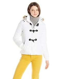 YMI Juniors Puffer Jacket with Toggle…