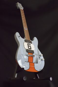 GT40 guitars