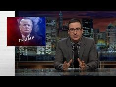 John Oliver has the Donald Trump takedown America has been waiting for - Vox  02.29.16