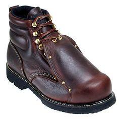 Carolina Boots Men's 508 Foundry Met Guard EH Steel Toe Work Boots