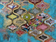 Really gorgeous Jill Ricci art--I would love to own a piece like this!