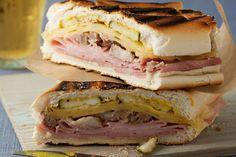 Grilled Cuban Sandwich (_Sandwich Cubano_)
