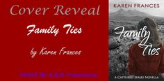 Family Ties Cover Reveal @karenfrances12 @SBB_PROMOTIONS - http://roomwithbooks.com/family-ties-cover-reveal/