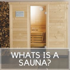 In The 20th Century The Sauna Came To Wider Attention After The Astounding  Successes Of Finnish