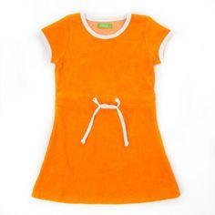 lily balou Kleid SS Fran Dress popsicle orange