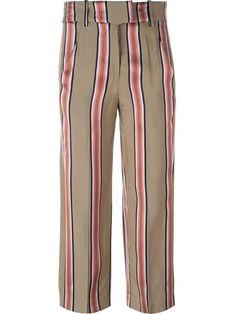 DONDUP Striped 'Ivi' Pants. #dondup #cloth #pants