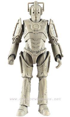 121). Underhenge Cyberman (from the Big Bang)