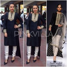 Yay or Nay : Neha Dhupia in Payal Singhal | PINKVILLA