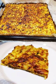 Fat Foods, Lasagna, French Toast, Pizza, Cheese, Breakfast, Ethnic Recipes, Morning Coffee, Lasagne