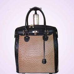 YISHIDUN special Ostrich pattern  UNEQUAL travel luggage suitcase bags trolley bag women board chassis trailer package Squares